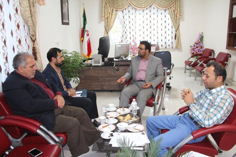 جلسه هيأت تطبيق مصوبات شورا هاي اسلامي شهرستان قائنات برگزار گرديد