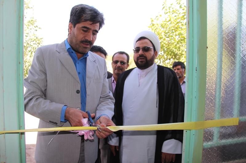 تعدادي كانون فرهنگي هنري مساجد در روستا هاي بخش مركزي و سده شهرستان قاينات افتتاح گرديد